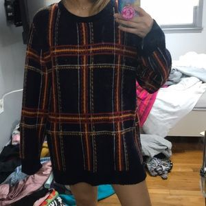 Other - Plaid Sweater